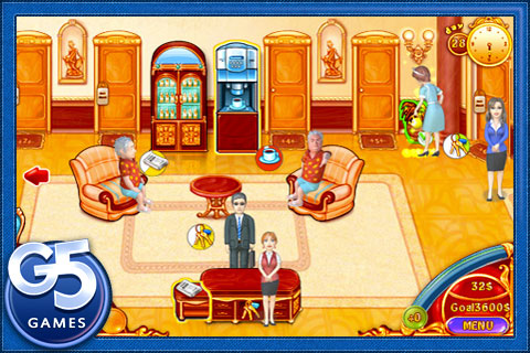 Screenshot Jane's Hotel Free