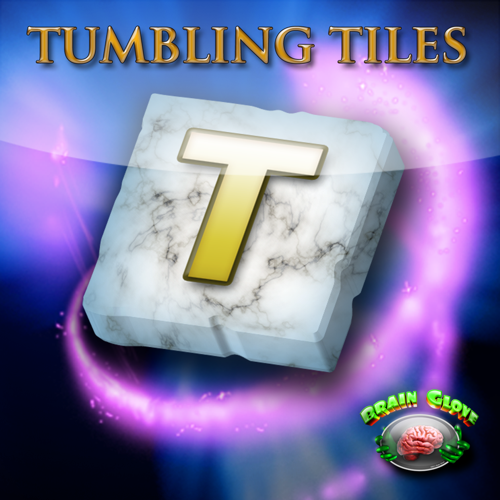 Tumbling Tiles by Brain Glove icon